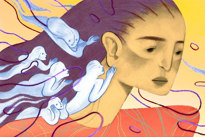 ''سماع الأصوات'' لدى مرضى الفصام مرتبط بمنطقة محددة في الدماغ