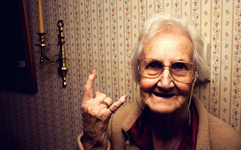لماذا لا تفهم جدتي ما أقول؟