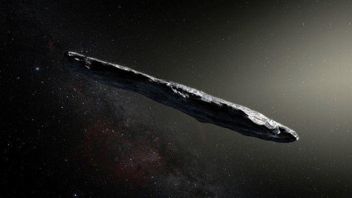 لأول مرّة، علماء فلك يتعقّبون زائرًا بعيدًا يعبر مجموعتنا الشمسية