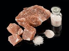 ما هو الملح الصخري وكيف يتكون ما هو حجر الهاليت وطرق الحصول عليه الأملاح الصخرية الصخور الملحية مصادر الملح الصخري الاستخراج الاستخدامات البدائل