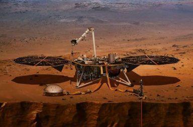 للمرة الأولى ناسا ترصد هزات الزلازل في المريخ هل تحدث الزلازل في المريخ الهزات الزلزالية على الكوكب الأحمر زلازل مريخية الكوكب