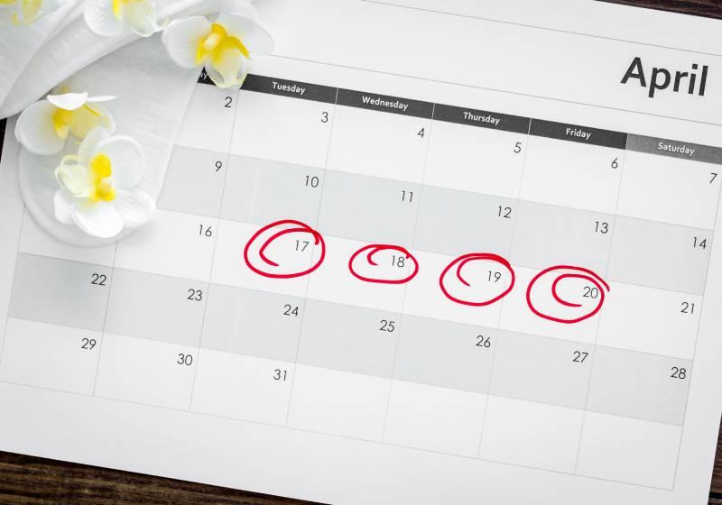 الأسباب الشائعة من الاختلال الهرموني - لماذا تتأخر الدورة الشهرية أحيانًا - سن انقطاع الطمث - الجزء الدماغي المسؤول عن تنظيم دورتك الشهرية