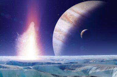 علماء الفلك يشهدون أوروبا وهو يحجب نجمًا لأول مرة القمر الجليدي الشهير لكوكب المشتري أشهر أقمار كوكب المشتري القمر الجليدي