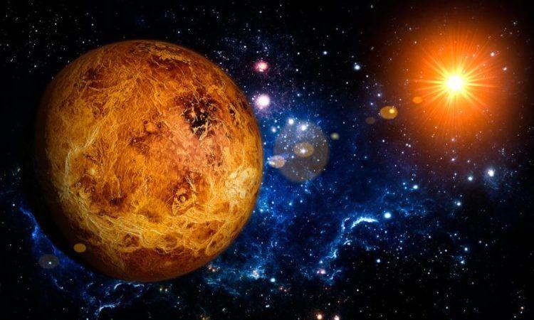 سطح كوكب الزهرة الحياة الأرض