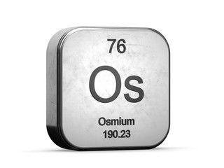 نتيجة بحث الصور عن خصائص معدن الأوزميوم  Osmium
