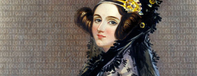 ذكرى ادا لوفلايس Ada Lovelace ، أول مبرمجة ل الحاسوب