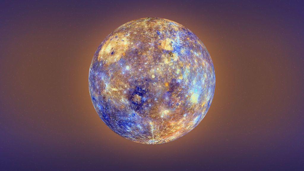 عطارد الكوكب الشمس