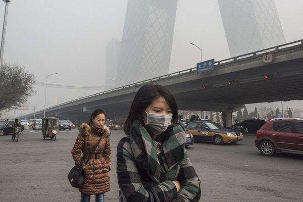 هل تحترق الصين نتيجة الاحتباس الحراري ؟