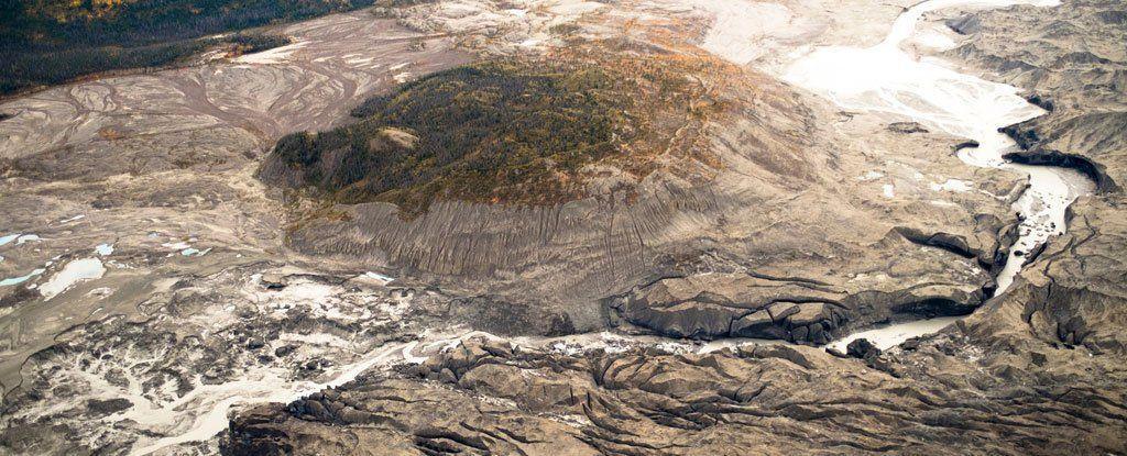 كيف اختفى نهر كامل بأربعة أيام؟