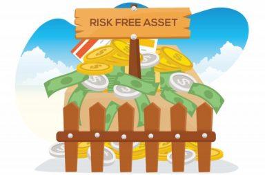 الأصل الخالي من الخطر - الأوراق المالية الخاصة بوزارة الخزانة الأمريكية - الأوراق المالية الحكومية للحكومات الغربية المستقرة