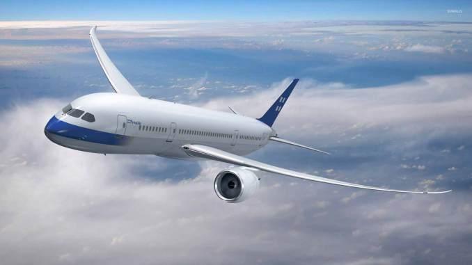 لماذا تطلى غالبية الطائرات باللون الأبيض؟
