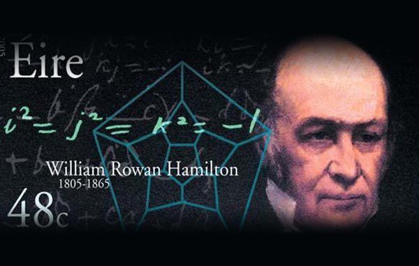 ويليام هاملتون و الميكانيك الهاملتوني