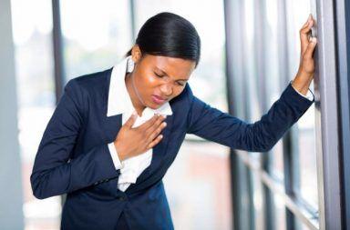 اضطراب الهلع (مع أو بدون رهاب الأماكن المفتوحة) حالة مفاجئة من الخوف الشديد جدًا نوبات الهلع تسارع معدل ضربات القلب الإحساس بالاختناق أو ضيق في التنفس
