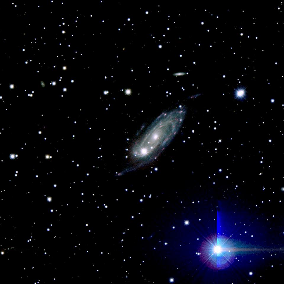 أكبر مجرة في الكون المجرات سنة ضوئية درب التبانة