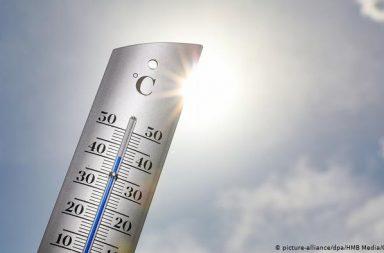 تحذر الأمم المتحدة من جو قاس بعد إعلانها عن أشد العقود حرارة - أعلنت منظمة الأمم المتحدة أن العقد الماضي كان الأشد حرارة - الاحتباس الحراري - درجات الحرارة