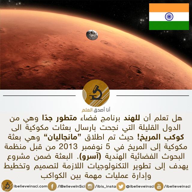 مانجاليان: بعثة الهند الى المريخ
