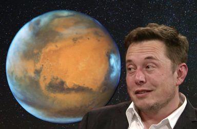 إيلون ماسك يخطط لإسقاط قنابل نووية على المريخ المدير التنفيذي لشركة سبيس إكس SpaceX وشركة تسلا Tesla تحويل المريخ إلى كوكب صالح لاستيطان البشر