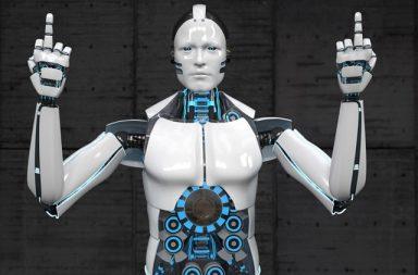 هل يمكن أن يؤذي روبوت مشاعرك إذا شتمك وأهانك؟ - الروبوتات والآلات ذات الذكاء الاصطناعي - تحمل الإهانات من الروبوت بيبير «Humanoid Pepper»