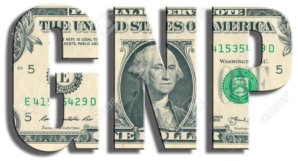 الناتج القومي الإجمالي تقدير للقيمة الإجمالية لجميع المنتجات والخدمات النهائية المنتجة في فترة معينة مجموع نفقات الاستهلاك الشخصي