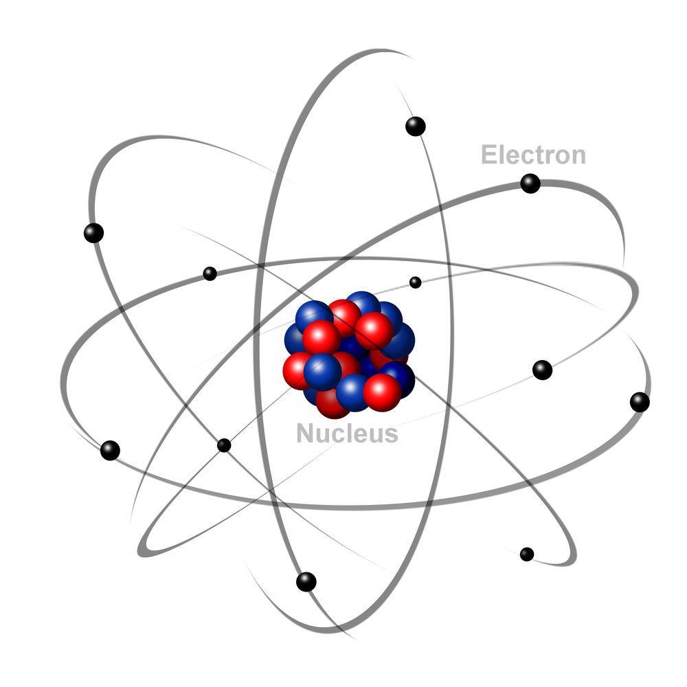 الذرة عبارة عن 99 فراغ فهل هذا الفراغ خاو حق ا أنا أصدق العلم