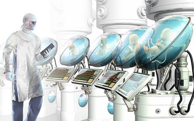 تنمية الأجنة في الأرحام الاصطناعية الحملزراعة الأجنة البشرية في المختبر باستخدام أرحام اصطناعية عالية التقنية تنمية أجنة البشر