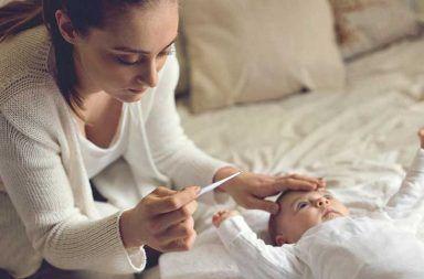 الوردية أو الطفح الوردي Roseola Infantum الأسباب والأعراض والتشخيص والعلاج مرض فيروسي يصيب الأطفال الارتفاع المفاجئ والكبير للحرارة