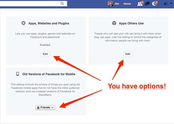 8 22 كيف تتمكن من معرفة وحظر التطبيقات التي تتتبّعك على فيس بوك؟