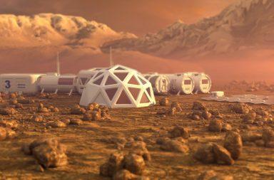 كيف تطعم مستعمرة مريخية بها مليون شخص؟ - كيف سيحصل رواد الفضاء على طعامهم في كوكب المريخ - ما الذي سيأكله رجال الفضاء في المريخ