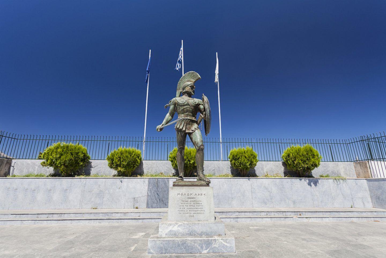 تاريخ اسبرطة القديمة
