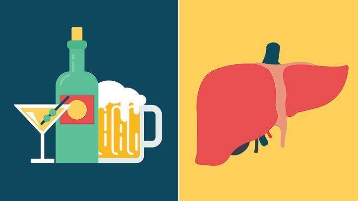 حتى لو كنت لا تشرب الكحول قد يتعرض كبدك للأذية من الكحول التهاب الكبد الكحولي الكبد الشحمي اللاكحولي الأدوية المضادة للخمائر