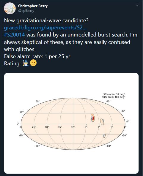 اكتشاف موجات جاذبية مندفعة من نجم منكب الجوزاء - تحدث موجات الجاذبية gravitational waves نتيجةً لأحداث مفجعة في الكون - دوران ثقبين أسودين