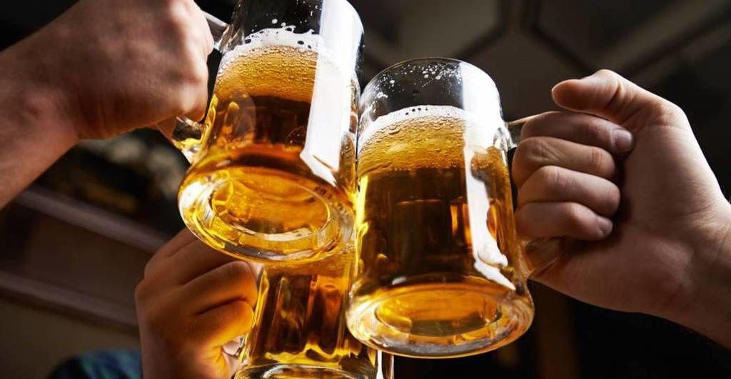 كيف تسكر الكحول ؟