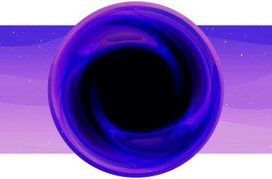 فيزيائيون يعثرون على ثقب أسود ذو حجم مثير جدًا للاهتمام ثقب أسود هائل الضخامة أكبر ب 130 مرة من شمسنا الثقب الأسود هائل الكتلة