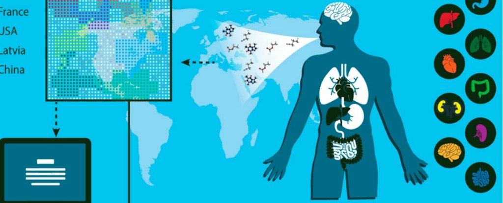 بامكان العلماء الان اكتشاف 17 مرضا من عينة تنفسية واحدة ، متضمنة داء باركنسون و سرطان الكلية !