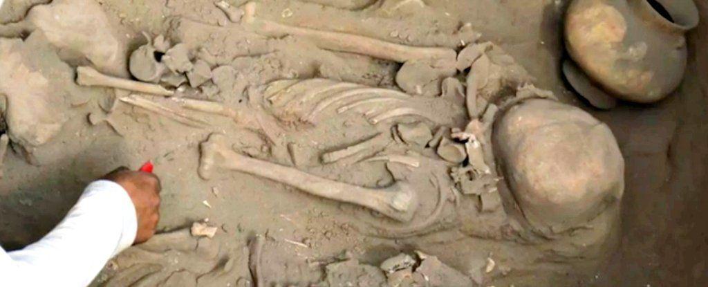 علماء الآثار يكتشفون ما يمكن أن يكون أكبر تضحية بالأطفال في التاريخ البشري