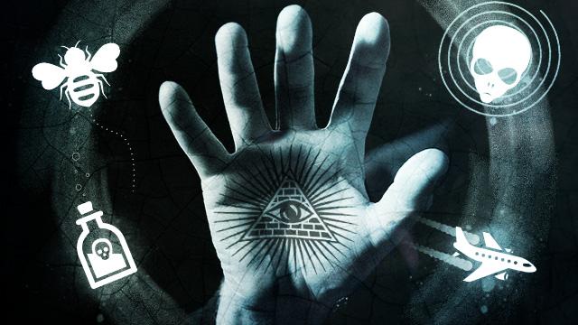 دراسة جديدة تظهر أن معتنقي نظرية المؤامرة ليسوا حمقى كما كنا نعتقد - دراسة نظريات المؤامرة conspiracy theories على الإنترنت