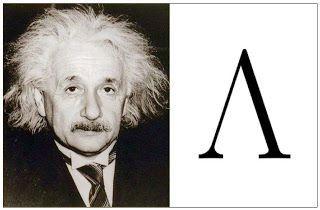 الثابت الكوني ثابت أينشتاين معادلات أينشتاين للمجال توسع الكون تمدد الكون الطاقة المظلمة المادة المظلمة معدلة تكافؤ الكتلة والطاقة
