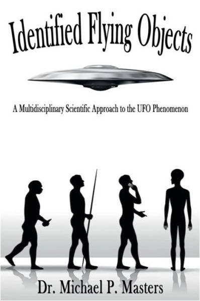 كتاب (الأجسام الطائرة المألوفة: نهج علمي متعدد التخصص لتفسير ظاهرة الأجسام الطائرة الغريبة). يناقش الكتاب فكرة كون تلك الأجسام هي من صنع بشر مسافرين عبر الزمن