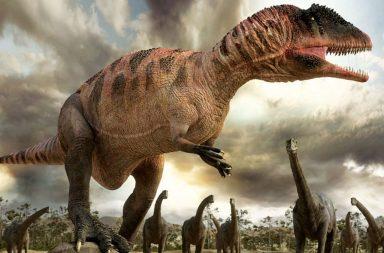 أظهر علماء في وكالة ناسا ديناصورات تتجول في الطرف الآخر من مجرة درب التبانة مدة بقاء فترة الديناصورات بالمقارنة مع عصر البشر