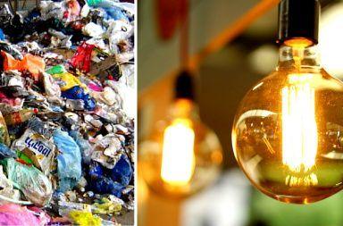 ابتكار جديد يحول النفايات البلاستيكية إلى كهرباء تكنولوجيا جديدة تساهم في توليد النفايات عبر إعادة تدوير القمامة كيف يمكن استخدام النفايات في توليد الكهرباء