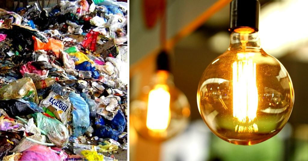 ابتكار جديد يحول النفايات البلاستيكية إلى كهرباء