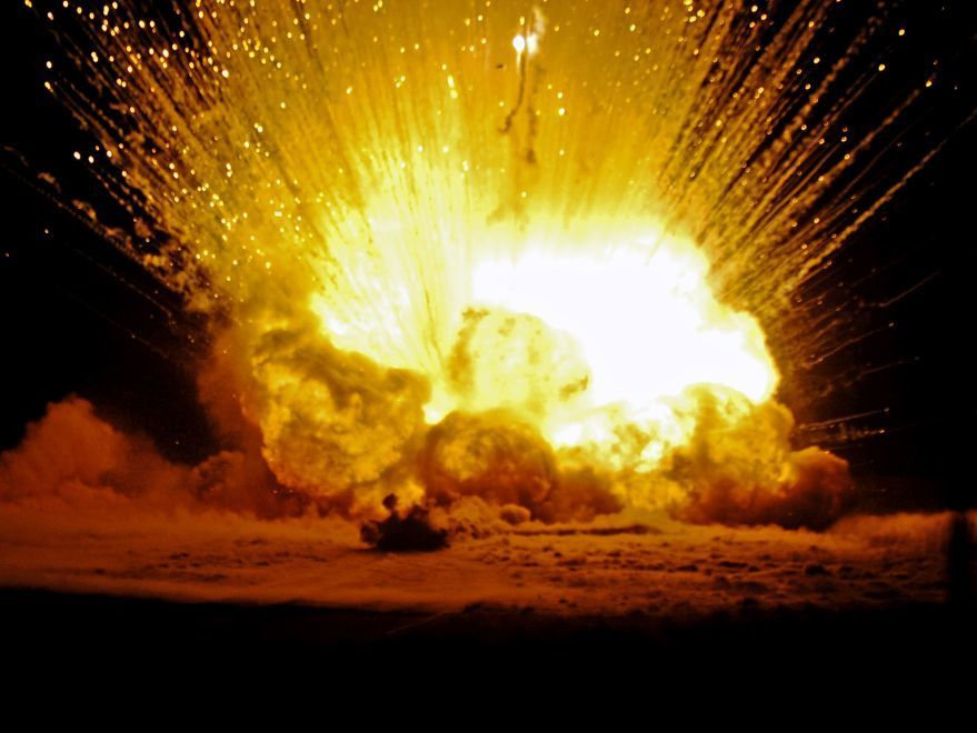 تعرف على اكثر المواد الكيميائية القابلة للانفجار
