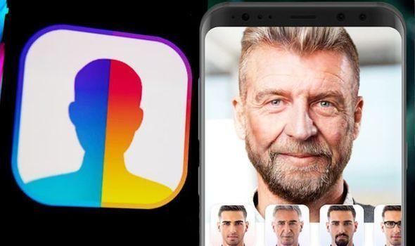 تطبيق الصور (فيس آب) الذي يجعلك تبدو عجوزًا من المحتمل أنه يحتفظ ببياناتك