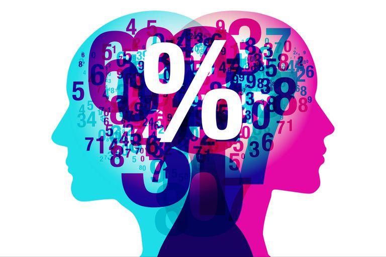 هل يختلف عمل أدمغة الذكور عن أدمغة الإناث عند فهم الرياضيات ؟