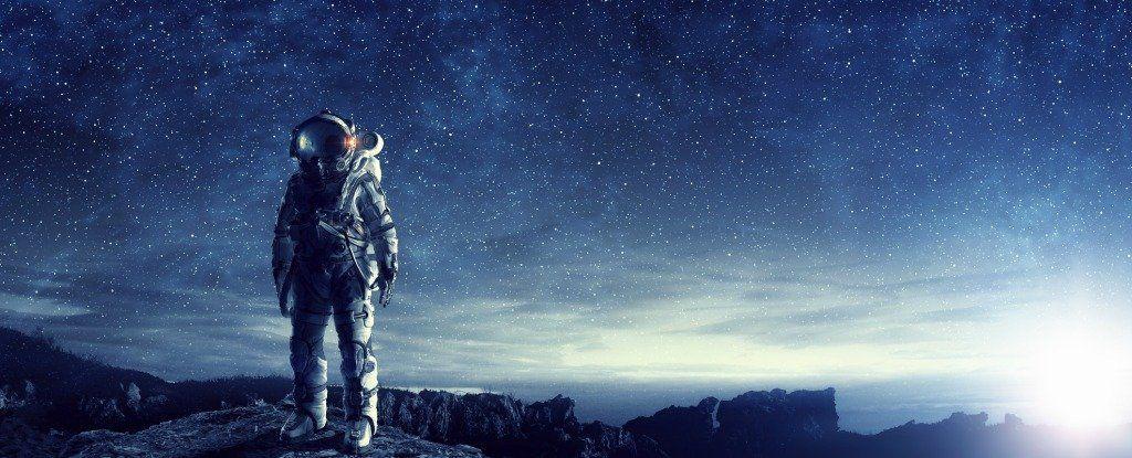 أدمغتنا أصغر من أن تقدر على تخيل ضخامة الكون