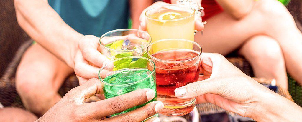 هنالك أربعة أنواع من محتسي الكحول، إلى أي نوع تنتمي؟