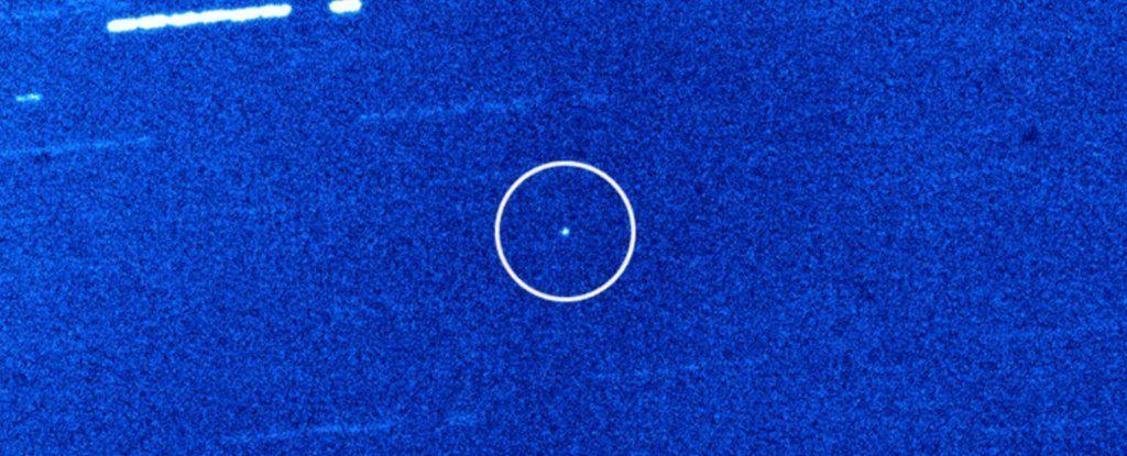 الجسم الفضائي الغريب (أومواموا) قد يكون سفينة فضائية