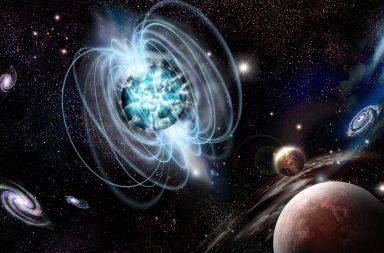 أخيرا توصلنا إلى رؤية راسخة عن مصدر أقوى المغانط في الكون أهم الحقول المغناطيسية المكتشفة في الكون النجوم المغناطيسية magnetars