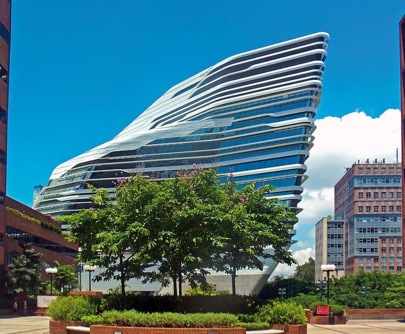 برج الإبتكار بهونج كونج