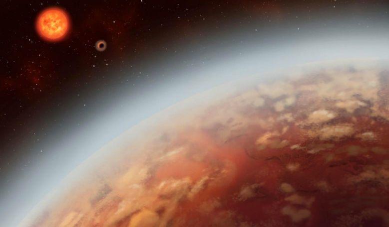 لأول مرة: إيجاد الماء على كوكب غريب قد يكون قابلًا للحياة